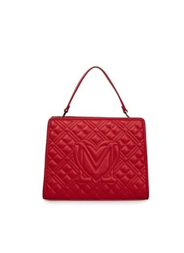 Love Moschino   Ayarlanabilir Askılı Çanta Kadın Çanta Jc4007Pp1Cla0500 Kırmızı